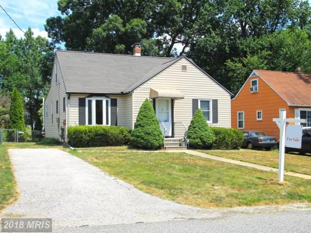 1710 Wycliffe Avenue, Baltimore, MD 21234 (#BC10298119) :: Bob Lucido Team of Keller Williams Integrity