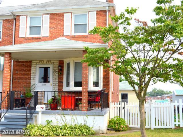 437 Oakwood Road, Baltimore, MD 21222 (#BC10298899) :: CENTURY 21 Core Partners