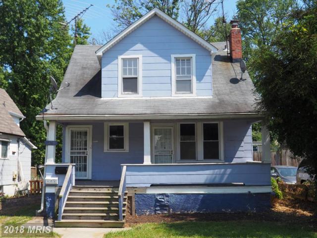 2025 Englewood Avenue, Gwynn Oak, MD 21207 (#BC10299893) :: Blackwell Real Estate