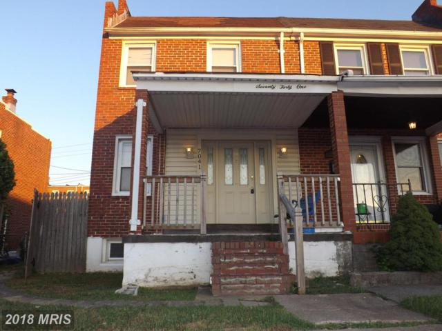 7041 Eastbrook Avenue, Baltimore, MD 21224 (#BC10302803) :: The Sebeck Team of RE/MAX Preferred