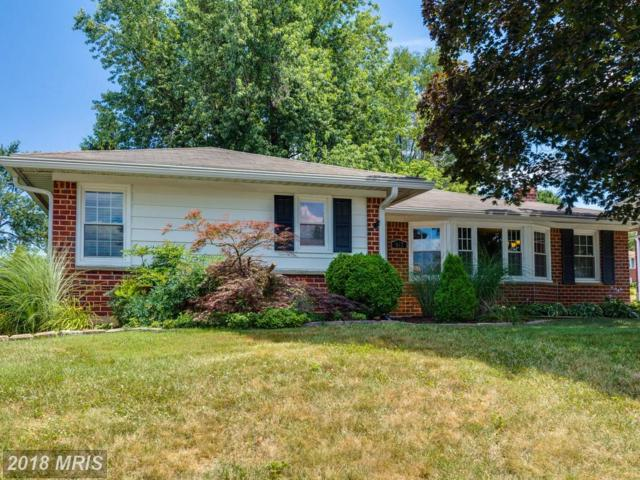917 Starbit Road, Towson, MD 21286 (#BC10304264) :: The Sebeck Team of RE/MAX Preferred