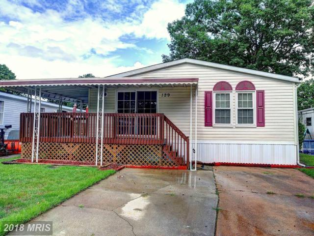 129 Trailway Rd, Middle River, MD 21220 (#BC10306511) :: The Dailey Group