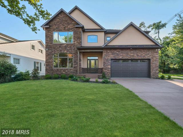 7612 Seven Mile Lane, Pikesville, MD 21208 (#BC10314659) :: The France Group