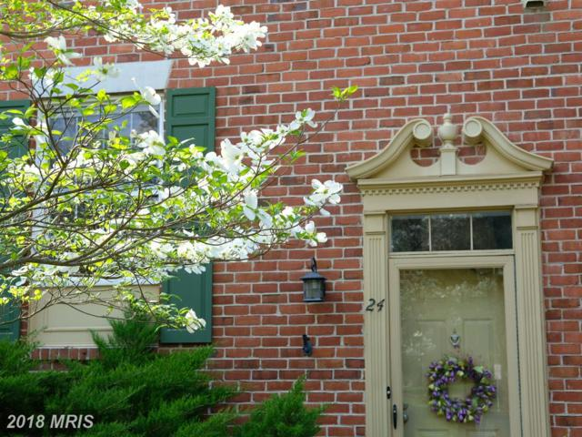 24 Valley Crossing Circle, Cockeysville, MD 21030 (#BC10316599) :: Stevenson Residential Group of Keller Williams Excellence