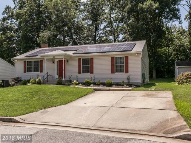 8-A Carriage Walk Court, Baltimore, MD 21234 (#BC10321609) :: Bob Lucido Team of Keller Williams Integrity