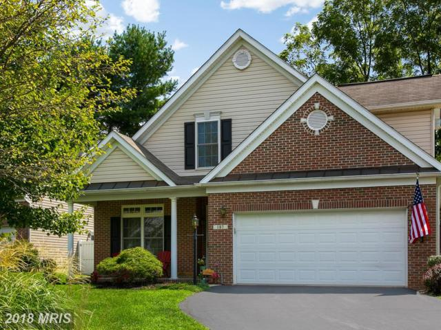 107 Westgate Way, Reisterstown, MD 21136 (#BC10321633) :: Stevenson Residential Group of Keller Williams Excellence