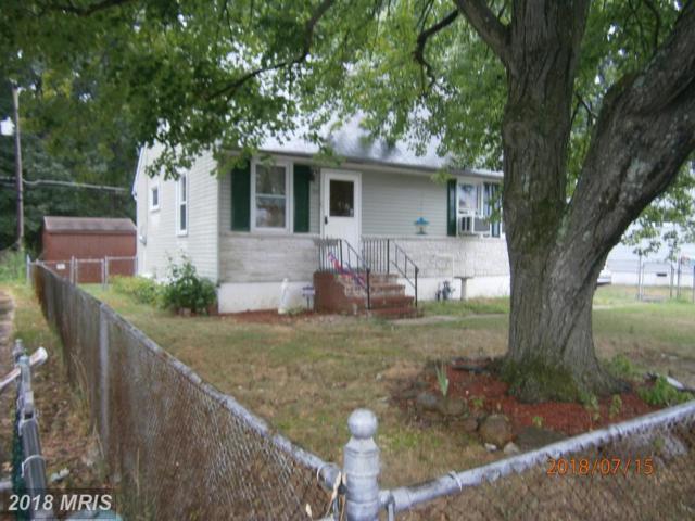 911 Homberg Avenue, Baltimore, MD 21221 (#BC10321665) :: Bob Lucido Team of Keller Williams Integrity