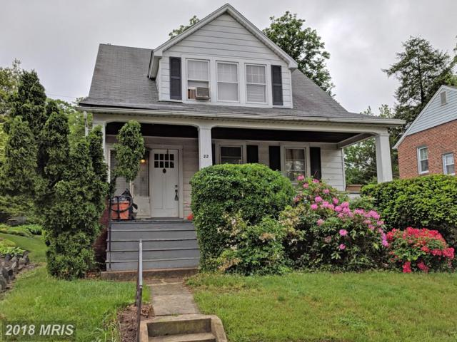 22 Cedarwood Road, Catonsville, MD 21228 (#BC10322516) :: The Miller Team