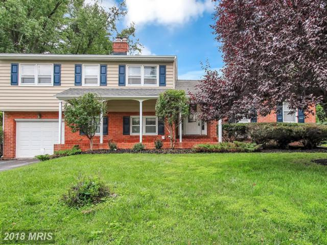 1203 Clearfield Circle, Lutherville Timonium, MD 21093 (#BC10322658) :: Stevenson Residential Group of Keller Williams Excellence