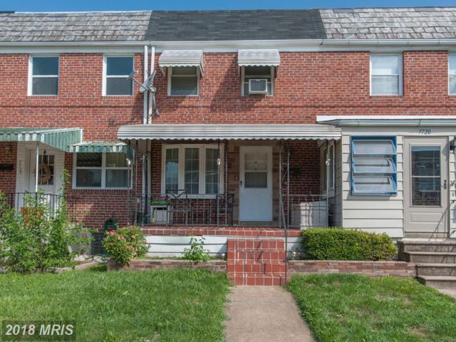 7718 Eastdale Road, Baltimore, MD 21224 (#BC10323104) :: The Dailey Group