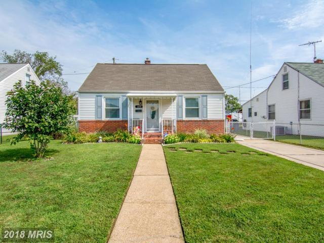 6808 Crossway, Baltimore, MD 21222 (#BC10326240) :: Colgan Real Estate