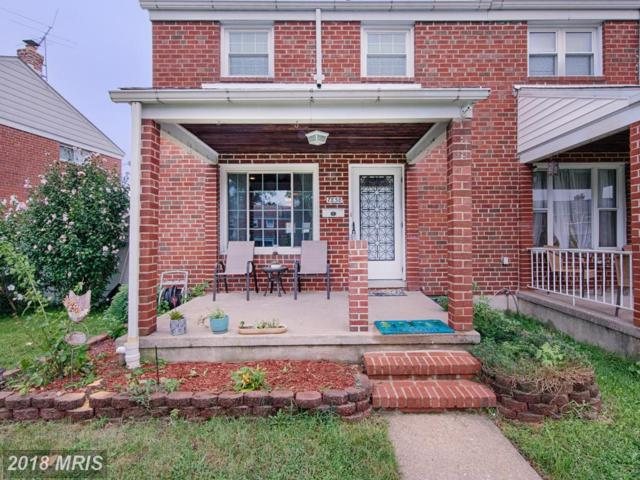 7858 Charlesmont Road, Baltimore, MD 21222 (#BC10346763) :: Eric Stewart Group