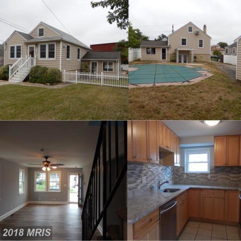 500 45TH Street, Baltimore, MD 21224 (#BC10347382) :: Labrador Real Estate Team