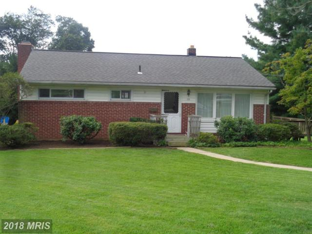 13 Chatsworth Avenue W, Reisterstown, MD 21136 (#BC10348125) :: Keller Williams Pat Hiban Real Estate Group