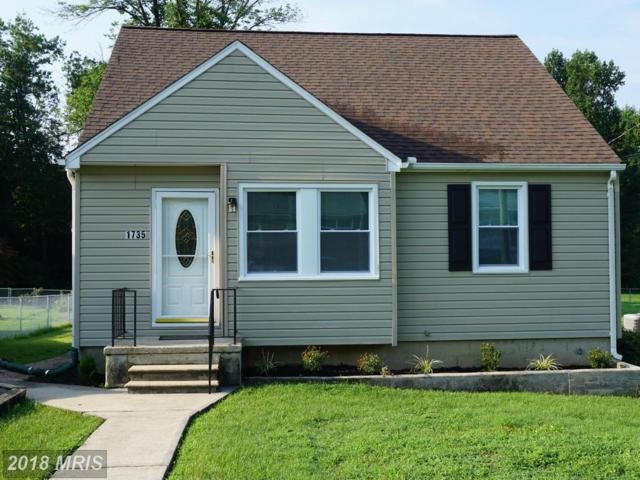 1735 Wycliffe Avenue, Baltimore, MD 21234 (#BC9014557) :: Bob Lucido Team of Keller Williams Integrity