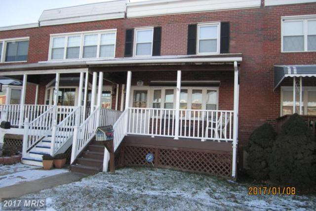 8107 Mid Haven Road, Baltimore, MD 21222 (#BC9833672) :: LoCoMusings