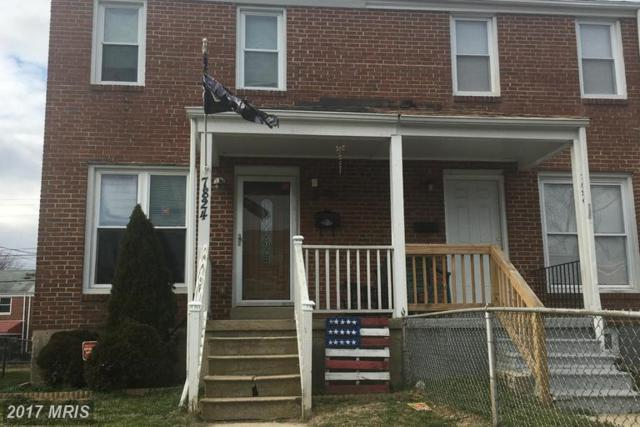 7824 Saint Gregory Drive, Baltimore, MD 21222 (#BC9873677) :: LoCoMusings