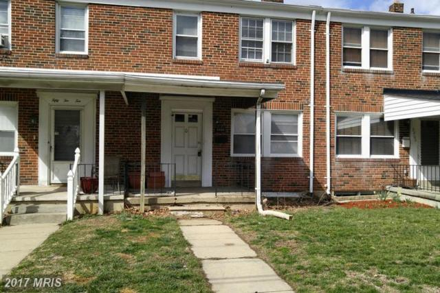 5208 Old Frederick Road, Baltimore, MD 21229 (#BC9885749) :: LoCoMusings