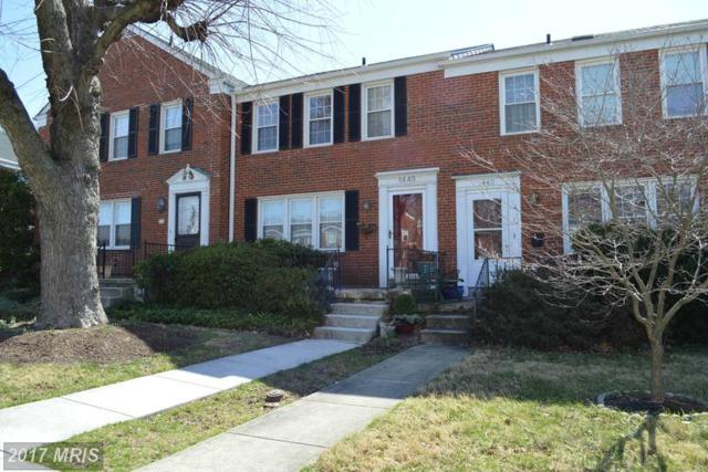 1445 Putty Hill Avenue, Baltimore, MD 21286 (#BC9902045) :: LoCoMusings