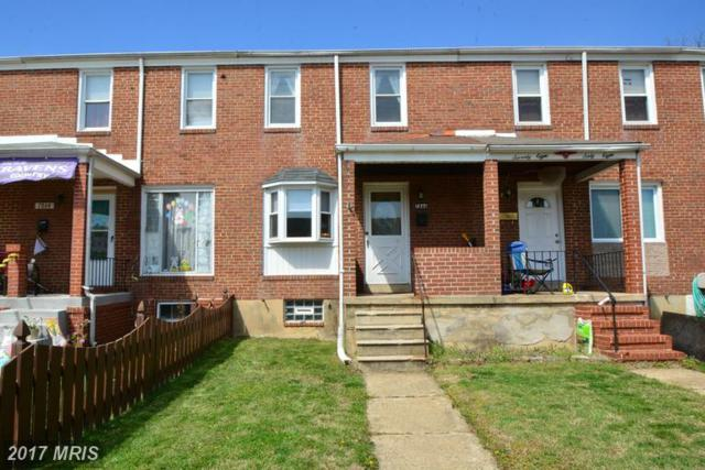 7866 Saint Gregory Drive, Baltimore, MD 21222 (#BC9908725) :: LoCoMusings