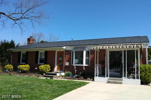 216 Greenview Avenue, Reisterstown, MD 21136 (#BC9913795) :: Pearson Smith Realty