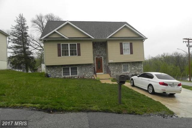 1901 Hillside Drive, Baltimore, MD 21207 (#BC9926540) :: LoCoMusings