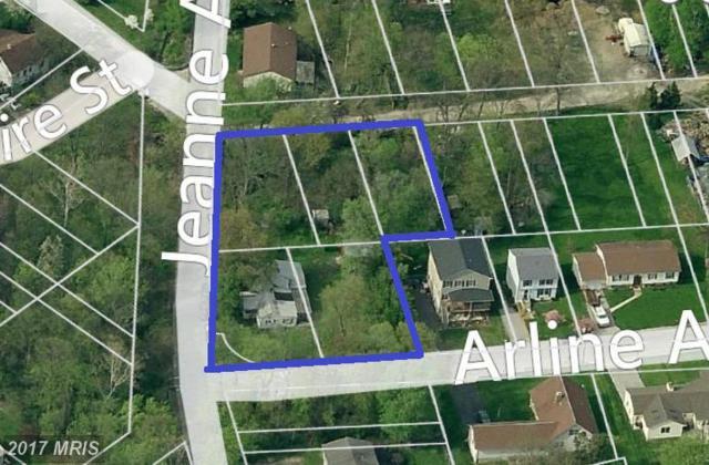 Arline Avenue, Halethorpe, MD 21227 (#BC9934228) :: LoCoMusings