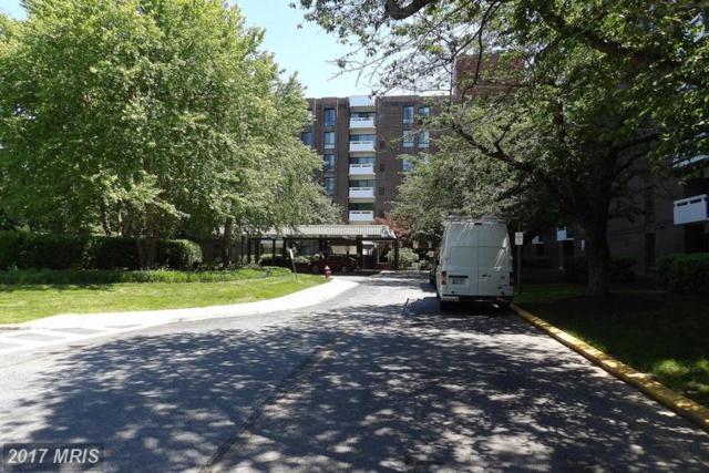 7 Slade Avenue #602, Baltimore, MD 21208 (#BC9950080) :: LoCoMusings