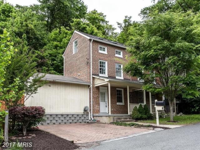 2816 9 MILE Circle #5, Catonsville, MD 21228 (#BC9961128) :: LoCoMusings