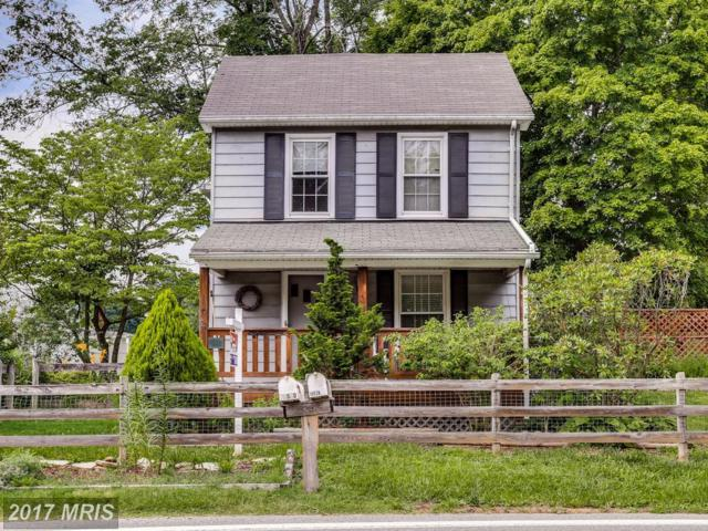 10528 Old Court Road, Woodstock, MD 21163 (#BC9966425) :: LoCoMusings