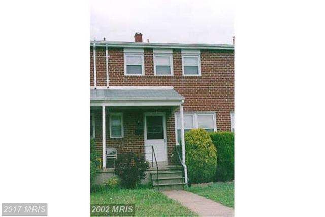 6919 Blanche Road, Baltimore, MD 21215 (#BC9968613) :: LoCoMusings