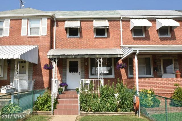 2855 Plainfield Road, Baltimore, MD 21222 (#BC9978098) :: LoCoMusings
