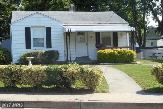 305 Poplar Road, Baltimore, MD 21221 (#BC9981465) :: LoCoMusings