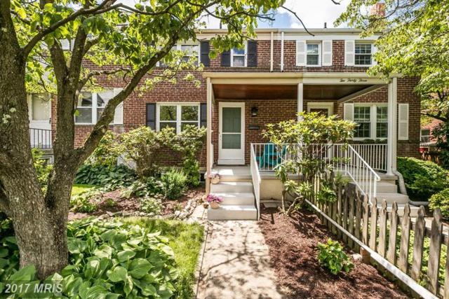 235 Linden Avenue, Towson, MD 21286 (#BC9981679) :: The Sebeck Team of RE/MAX Preferred