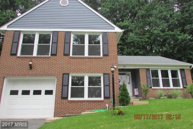 35 Gray Squirrel Court, Lutherville Timonium, MD 21093 (#BC9982482) :: LoCoMusings