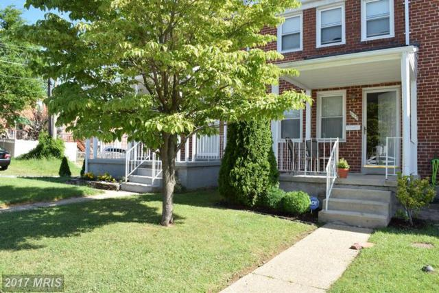 635 Braeside Road, Baltimore, MD 21229 (#BC9982830) :: AJ Team Realty