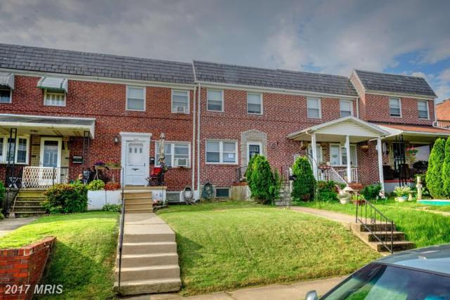7817 Baltimore Street E, Baltimore, MD 21224 (#BC9984849) :: Jim Bass Group of Real Estate Teams