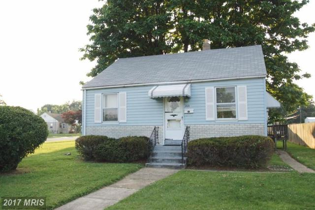 209 Trappe Road, Baltimore, MD 21222 (#BC9985206) :: Gladis Group