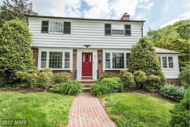 604 Coventry Road, Towson, MD 21286 (#BC9985595) :: The Dailey Group