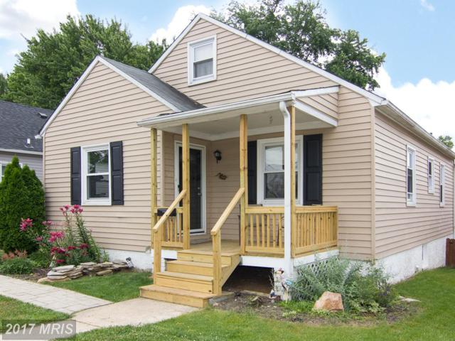 2701 Garnet Road, Baltimore, MD 21234 (#BC9985608) :: The Dailey Group