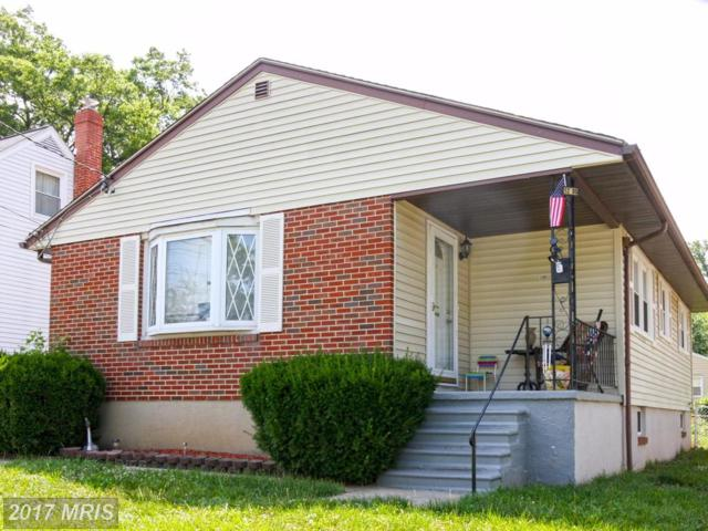 1205 Daniels Avenue, Gwynn Oak, MD 21207 (#BC9988972) :: Pearson Smith Realty