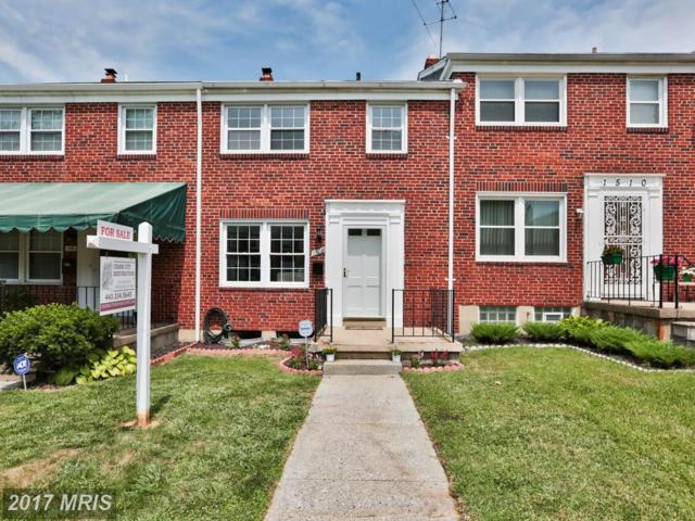 1508 Langford Road, Baltimore, MD 21207 (#BC9993081) :: Pearson Smith Realty