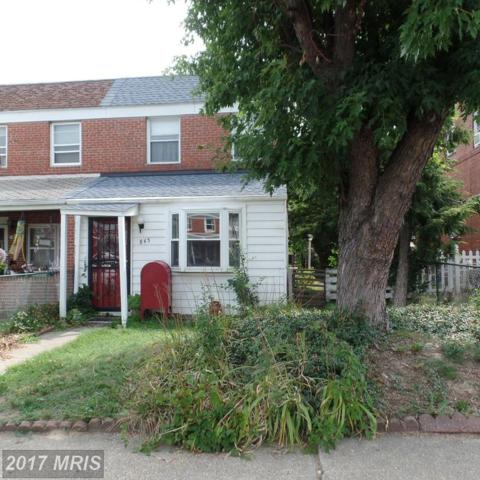 845 Mildred Avenue, Baltimore, MD 21222 (#BC9995690) :: Pearson Smith Realty