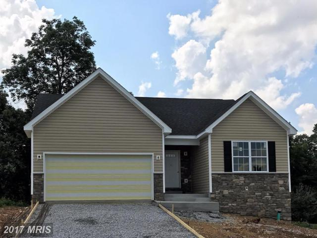 LOT 40 Hosta Court, Martinsburg, WV 25401 (#BE10022104) :: Pearson Smith Realty