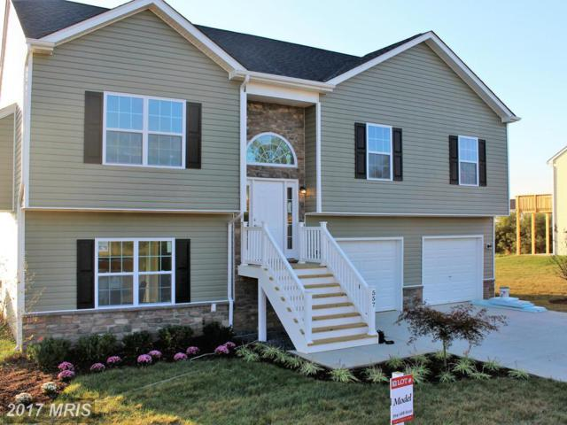 Invasion Court, Bunker Hill, WV 25413 (#BE10039122) :: Pearson Smith Realty