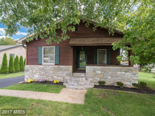 706 Snapp Street, Martinsburg, WV 25401 (#BE10054956) :: Pearson Smith Realty