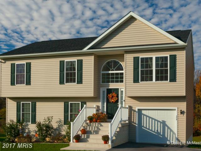 359 Tyler Way, Martinsburg, WV 25404 (#BE10109186) :: Pearson Smith Realty