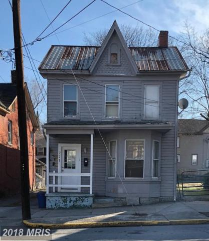 221 Race Street W, Martinsburg, WV 25401 (#BE10193527) :: Browning Homes Group