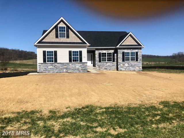 Lot 37-B Hilyard Circle, Hedgesville, WV 25427 (#BE10215428) :: The Dwell Well Group