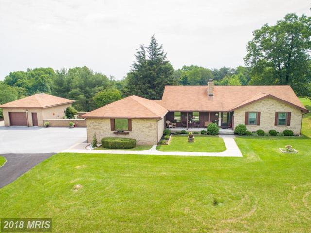 2744 Mountain Lake Road, Hedgesville, WV 25427 (#BE10267020) :: The Bob & Ronna Group